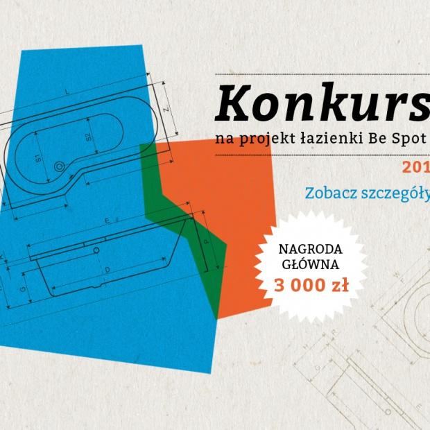 Konkurs - zaprojektuj małą łazienkę i wygraj 3000 złotych