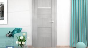 Kolekcja drzwi Prado obezprzylgowej konstrukcji, pomoże podkreślić prestiżowy i elegancki charakter każdego wnętrza.