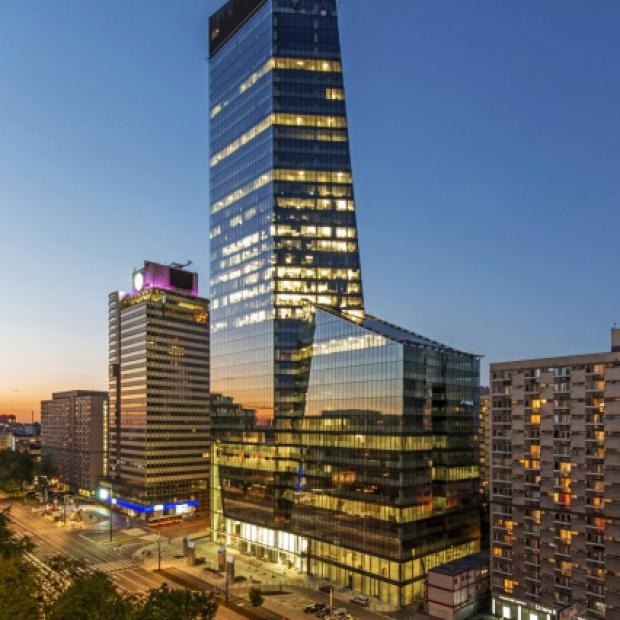 Wieżowiec Q22 nominowany w konkursie Property Design Awards 2017