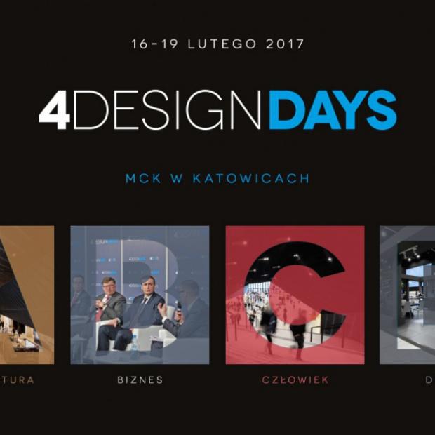 4DD: zapraszamy na dwudniowy maraton architektury i designu