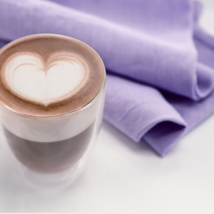 Przepis na kawę. Fot. Saeco
