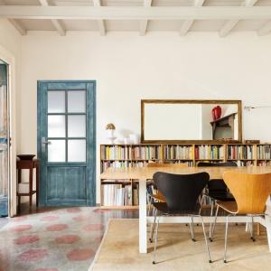 Wnętrza w stylu rustykalnym: dobierz drzwi wewnętrzne