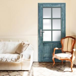 Wnętrza w stylu rustykalnym: dobierz drzwi wewnętrzne. Fot. Radex