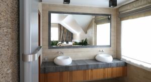 W naszej galerii zebraliśmy dla Was 10 zdjęć łazienek z polskich domów - zobaczcie, jakie pomysły na szafkę podumywalkową mieli projektanci!