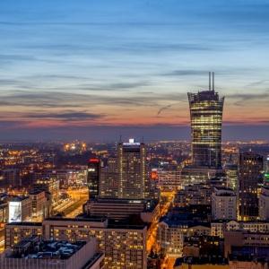 Warsaw Spire: czy zdobędzie Property Design Awards?