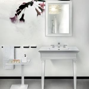 Ceramika sanitarna i armatura z kolekcji ELEGANZA wniesie do aranżacji piękno, elegancję i wyszukane formy. Od 2.532 euro/umywalka, od 698 euro/bateria. Fot. Gessi