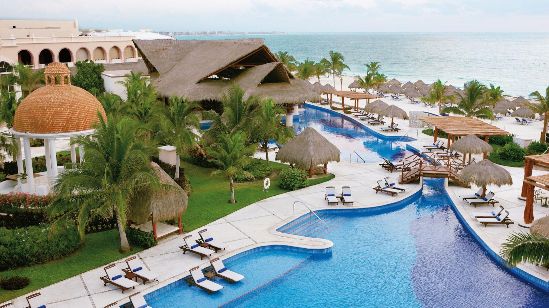 Excellence Riviera Cancun. Meksyk. Fot. Hotels.com