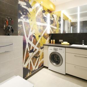 Łazienka z pralką - 10 pomysłów z polskich domów