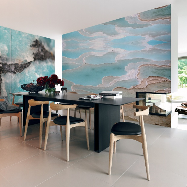 Materiały na ściany - piękna kolekcja inspirowana naturą