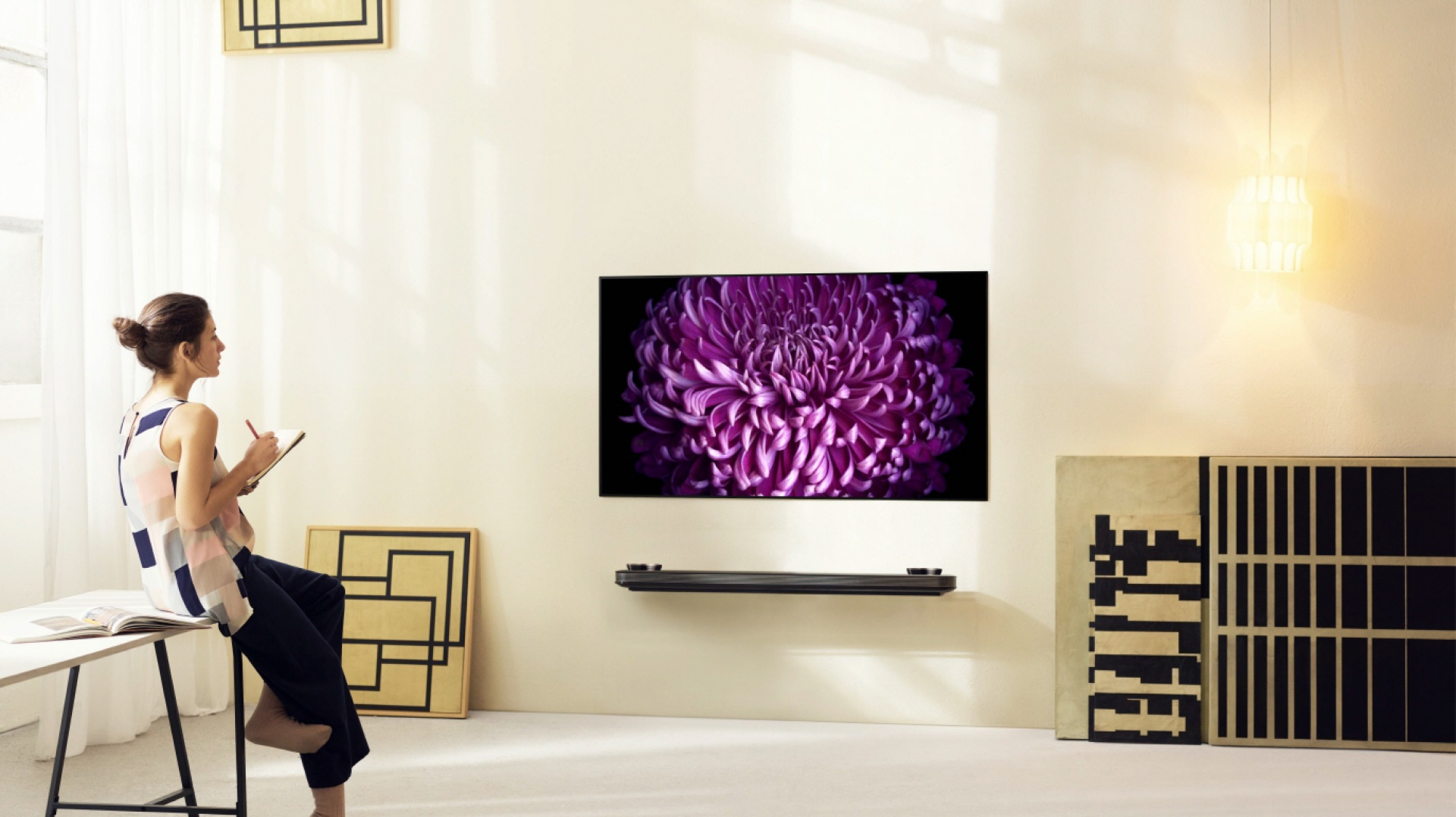Telewizor LG SIGNATURE OLED TV. Fot. LG