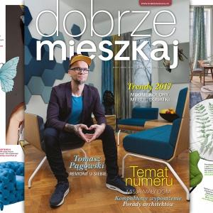 Dobrze Mieszkaj (2/2017) - nowy numer już w sprzedaży