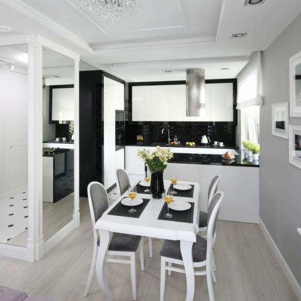 Biała kuchnia: 20 wyjątkowych projektów