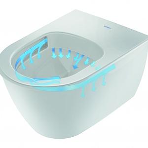 Bezpieczna i funkcjonalna łazienka. DarlingNew Rimless. Fot. Duravit.jpg
