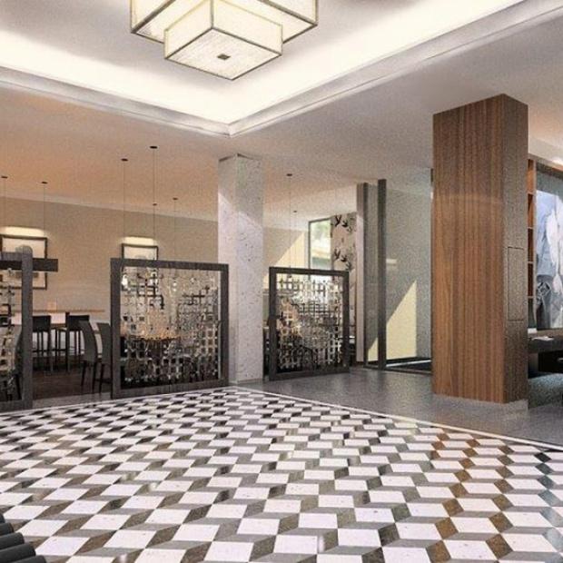 W Poznaniu powstaje hotel Hampton by Hilton