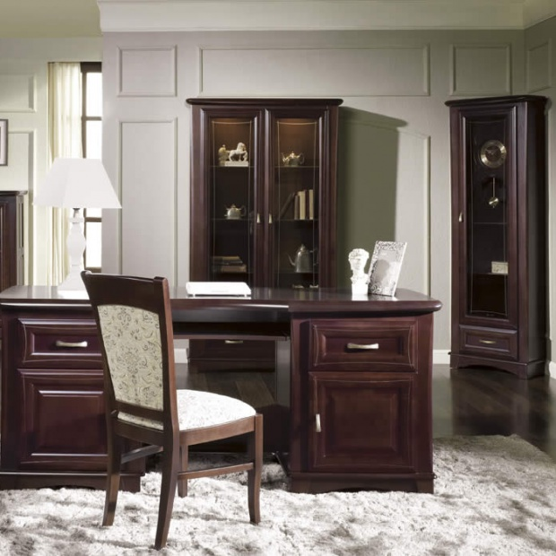 Gabinet w domu: w stylu klasycznym  czy nowoczesnym?