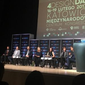 Sesja inauguracyjna 4 Design Days 2017. Czym będzie żył świat designu?