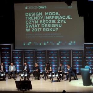 Sesja inauguracyjna 4 Design Days 2017
