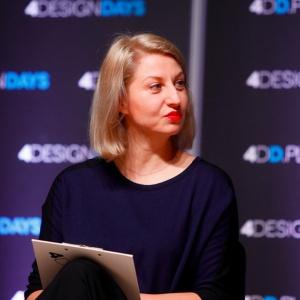 Magdalena Lubińska, dyrektor generalny Biura Projektowego, CODE Design