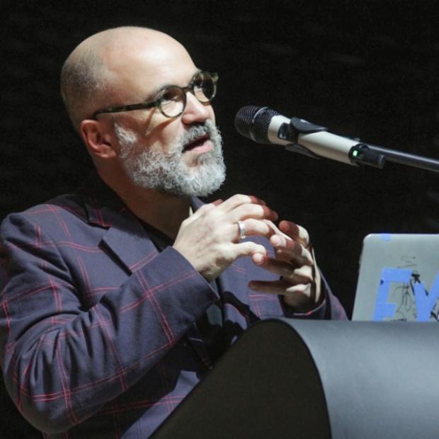 Didier Fiuza Faustino na 4 Design Days: wszystko może być architekturą