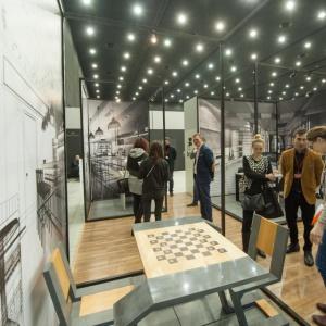 Międzynarodowe Centrum Kongresowe. Pierwszy dzień 4 Design Days. Fot. PTWP