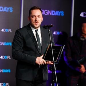 Nagroda specjalna za działalność na rzecz architektury - otrzymał ją Marcin Szczelina, krytyk, kurator architektury, Architecture Snob.