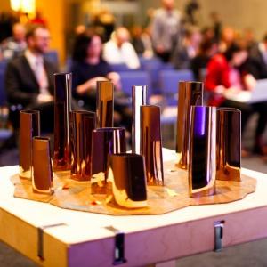 Statuetki Property Design Awards 2017