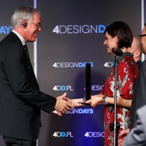 Wyróżniony Nagrodą Specjalną portalu PropertyDesign.pl został Rob Reinders, Vice President, Design Management, Marriott International – Architecture & Construction.