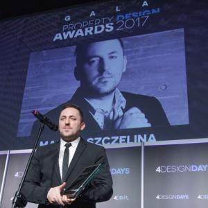 Nagroda specjalna za działalność na rzecz architektury otrzymał ją Marcin Szczelina, krytyk, kurator architektury, Architecture Snob.
