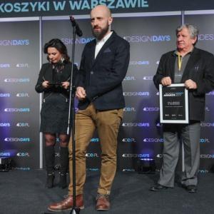 Nagrodę w kategorii Bryła-centrum handlowe otrzymała Hala Koszyki w Warszawie. Statuetkę odebrała Edyta Bobek - Leasing Director, Griffin Real Estate oraz przedstawiciele warszawskiego biura projektowego JEMS Architekci - Mateusz Świętorzecki i Olgierd Jagiełło.
