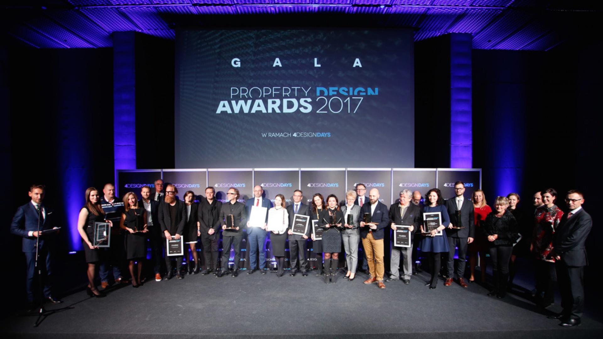 Laureaci Property Design Awards 2017. Fot. PTWP