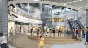 """Jak powinno się dziś projektować centra handlowe? Należy zwrócić na funkcjonalność architektury - uważają prelegenci sesji """"Szczypta rozrywki, garść mody, kawał high-techu i jeszcze trochę architektury. Przepis na idealne centrum handlowe�"""