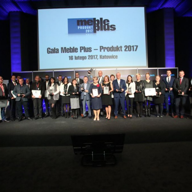 Nagrody Meble Plus Produkt Roku wręczone. Zobacz zdjęcia