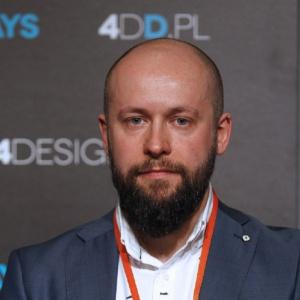 Piotr Kalinowski – Design Director, Tremend Oddział Wrocław.
