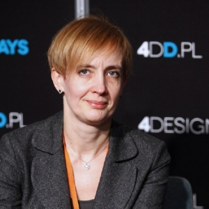 Danuta Barańska – Creative Director, Tétris.