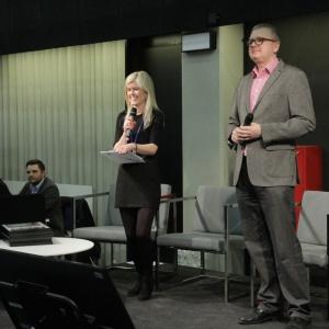 Nagrody wręczyli: Ewa Kozioł, redaktor naczelna Dobrze Mieszkaj oraz Tomasz Szurawski, dyrektor ds nowych projektów PTWP