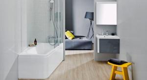 """Mała łazienka to zdecydowanie jedno z najbardziej problematycznych pomieszczeń w domu. Tutaj słowo """"mała"""" oznacza niekiedy nawet 2-3 m2! Jak rozwiązać problem tak niewielkiej przestrzeni? Wystarczy sięgnąć po odpowiednie wyposażenie."""