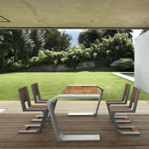 Modern Line, kolekcja Gravity (projekt J. Sojka)