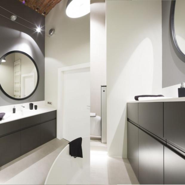 Matowe fronty w łazience - zobacz nasze propozycje