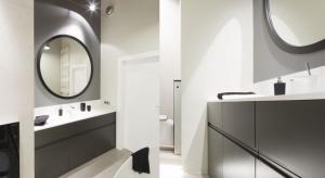 Jesteście ciekawi jak matowe fronty prezentują się w prawdziwych wnętrzach? Mamy dla Was kilka zdjęć z polskich łazienek.