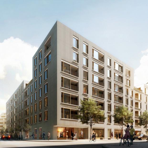 Browary Warszawskie - nowa inwestycja Echo Investment
