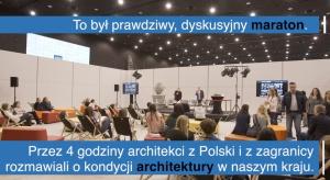 Doświadczamy olbrzymiej zmiany architektonicznej w Polsce. Jestem naprawdę entuzjastycznie nastawiony do tego, co osiągnęliście na przestrzeni ostatnich 10 lat – mówi Hans Ibeling, krytyk architektury, The Architecture Observer.
