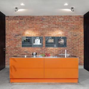 Kolorowa kuchnia. Na zdjęciu: meble z kolekcji firmy ZAJC Kuchnie. Fot. ZAJC Kuchnie