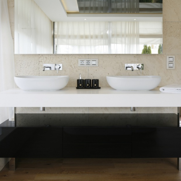 Gotowy projekt salonu kąpielowego