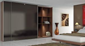 Architekci wytaczają działa coraz większego kalibru: projektują coraz większe i cięższe fronty, oczywiście bez uchwytów, do tego wszystko ma działać bezgłośnie i nie zabierać zbyt wiele przestrzeni, bo przecież szafa musi być pojemna.