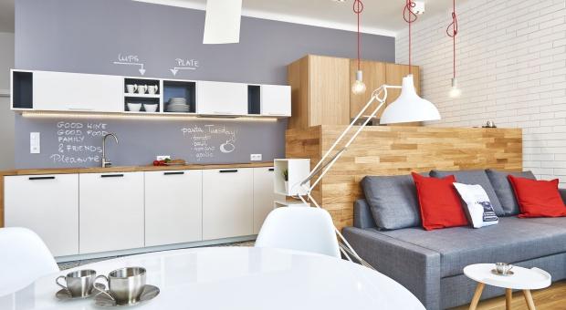 Mieszkanie w stylu skandynawskim - piękna metamorfoza wnętrza