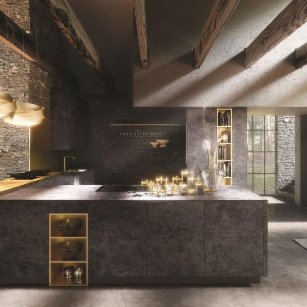 10 pomysłów na złoto w kuchni