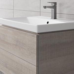 Nowoczesna minimalistyczna łazienka. Fot. Cersanit
