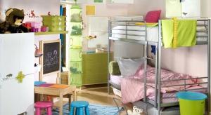 Pokój dziecięcy to prawdziwe aranżacyjne wyzwanie! Jak zaprojektować niewielkie wnętrze spełniające funkcję sypialni, placu zabaw oraz – w przyszłości – miejsca na naukę?