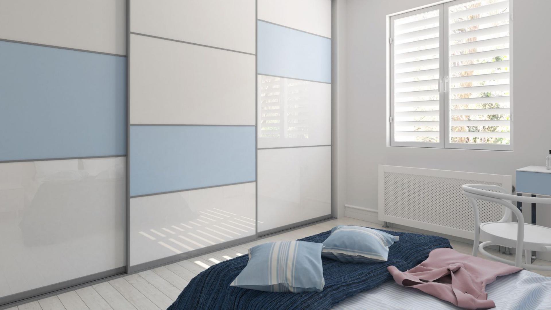 Szkło lakierowane Colorimo Sati. Fot. Mochnik