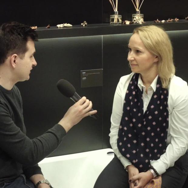 Joanna Dec-Galuk: nowe technologie w łazienkach